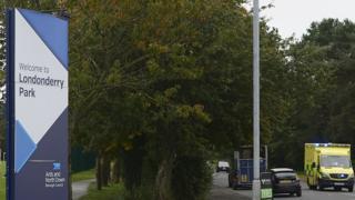 Londonderry Park in Newtownards