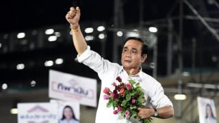 Jenderal Prayuth Chan-ocha