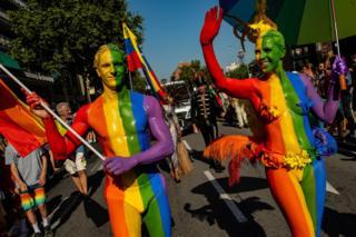 رژه همجنسگرایان