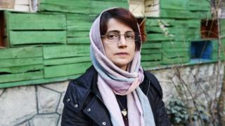 Human rights lawyer Nasrin Sotoudeh, photographed in 2014