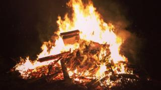 Bonfire Pic: Angie Brown