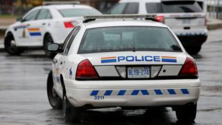 RCMP police cruiser
