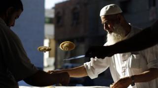 Filistin'de Ramazan