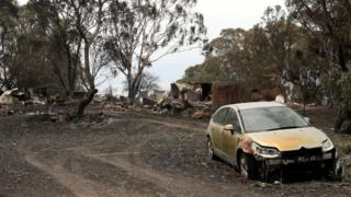 Australia fires: PM rejects 'reckless' calls to limit coal industry
