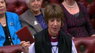Bishop of Gloucester in the House of Lords