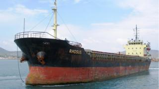 سفينة الشحن روسوس