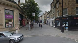 Cheapside in Lancaster