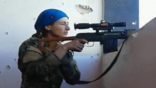 Kurd mergan qizi