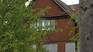 The former Beechwood children's home
