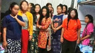 नेपाली महिला कामदार