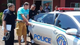 Франческо Галдели ухапшен је у предграђу Патаје на Тајланду
