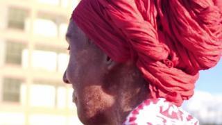 devojka u keniji