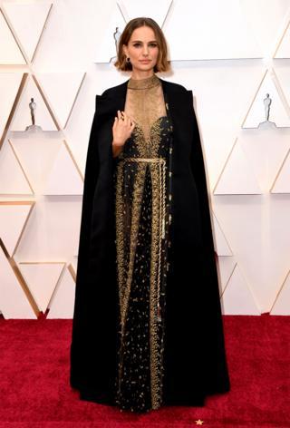 Natalie Portman sur le tapis rouge