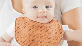 Ollie & Olina handmade baby bib