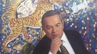 Marhum prezident Islom Karimov
