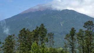 gunung, lingkungan