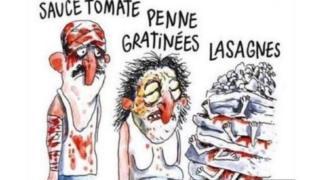 Hebdo'nun karikatürü