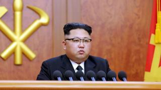 朝鮮元首金正恩