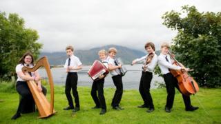 Mòd performers