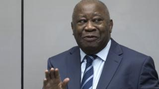 Laurent Gbagbo, Cote d'ivoire, CPI