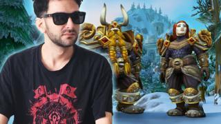 Jasen Kasten y World of Warcraft