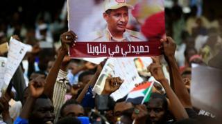 مرد قدرتمند سودان کیست