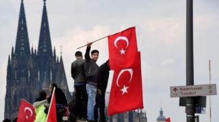 В Турции около 3 миллионов турецких мигрантов