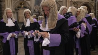 High Court judges