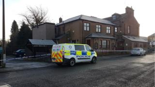 Cordon on Balmoral Road