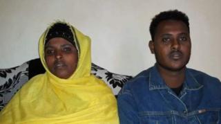 Somali, Ethiopie,