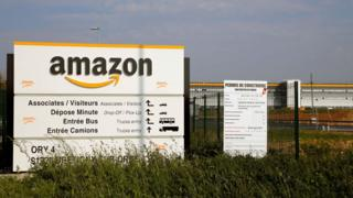 Amazon shuttered its France factories during a stand-off with unions about working conditions