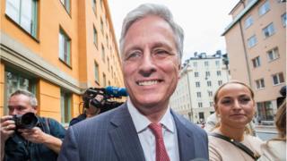 Robert O'Brien: Trump names new national security adviser
