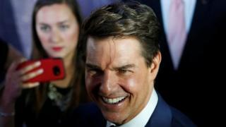Tom Cruise son filmi Mumya'nın tanıtımında