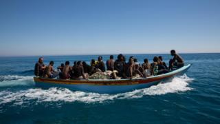 Göçmen teknesi
