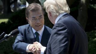 ترامب: سنوات الصبر على كوريا الشمالية ولت، وعلى بيونغيانغ اختيار الطريقة الأمثل للتعامل معها