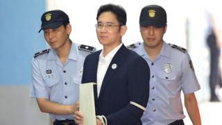 Le parquet avait requis 12 ans de réclusion contre le vice-président de Samsung Electronics et fils du président du groupe Samsung, Lee Kung-Hee
