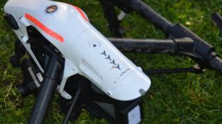 drone body