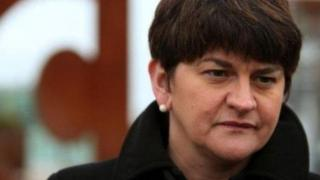 DUP leader Arlene Foster has responded to Michelle O'Neill's proposals