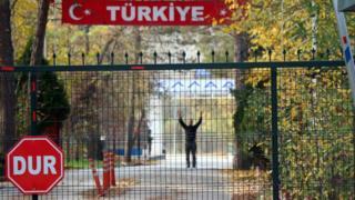 Greece Turkey border, ग्रीस तुर्की सीमा