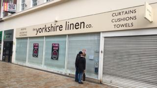 Picture of closed Hull shop