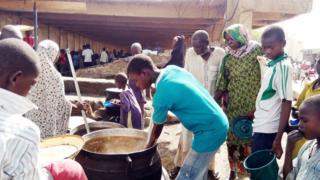 IDP, cholera outbreak, hygiene