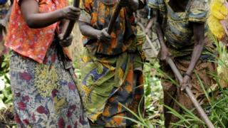 Congo women