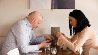General manager Mark Finley and restaurant manageress Jade Darlington