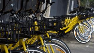 Bicicletas da Yellow