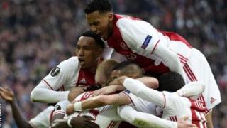 Klabu ya soka ya Ajax