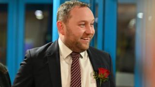 Scottish Labour's Ian Murray