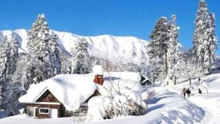 پاکستان کے زیرِ انتظام کشمیر، برفباری
