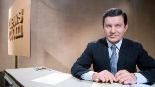 Richard Baker in 1969