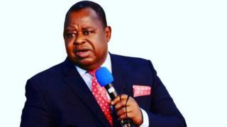 Stephen Akinola death: Redemption Ministries General Superintendent don die - BBC News Pidgin