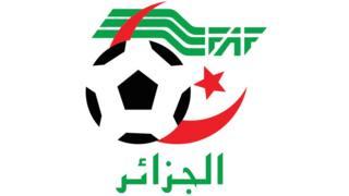شعار اتحاد الكرة الجزائري